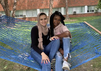 Illinois College Hammock CLS 2019
